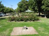Alexandra / Rotary Park, corner Grant Street and Vickery Street / Rose garden fronting Grant St