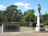 Alexandra / Leckie Park, Vickery Street / War memorial next to bowls club