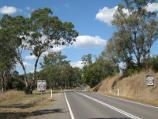 Alexandra / Goulburn Valley Highway east of Alexandra / View east along Goulburn Valley Hwy, west of UT Creek Rd