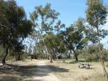 Anakie / Anakie Gorge, Gorge Road, Brisbane Ranges National Park / Picnic are and toilets