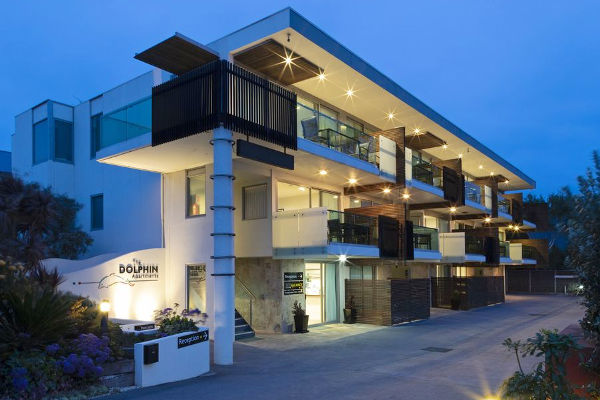 The Dolphin Apartments, Apollo Bay