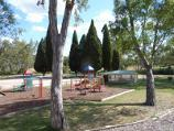 Avoca / Lions Park, Pyrenees Highway at Avoca River / Playground and shelter