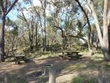 Avoca / Governor Rock Lookout, No.2 Creek Track, Pyrenees State Forest / Picnic area at car park