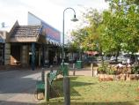 Bairnsdale / Commercial centre and shops / View east along Mall at Nicholson St