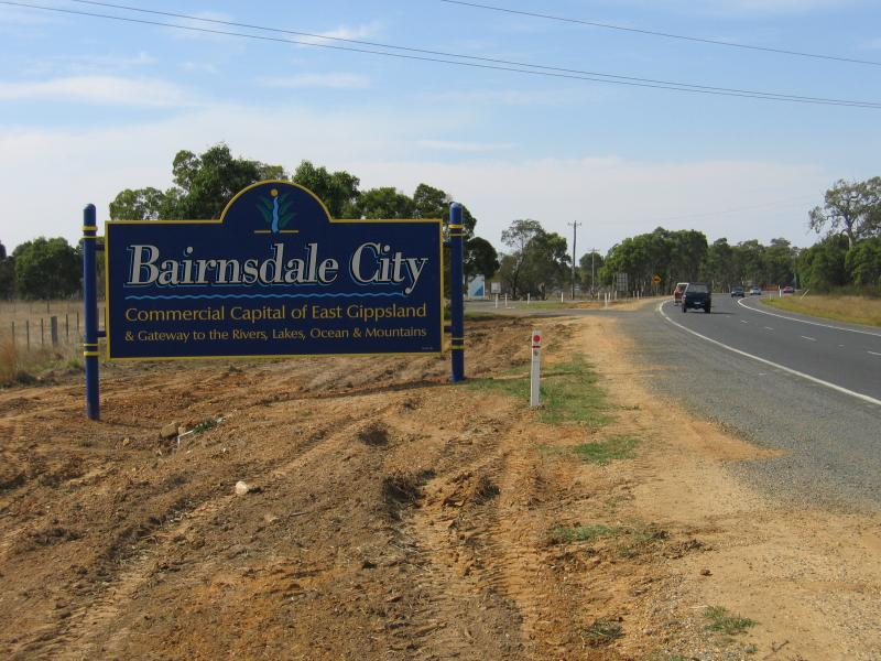 bairnsdale 038 Moving to Bairnsdale