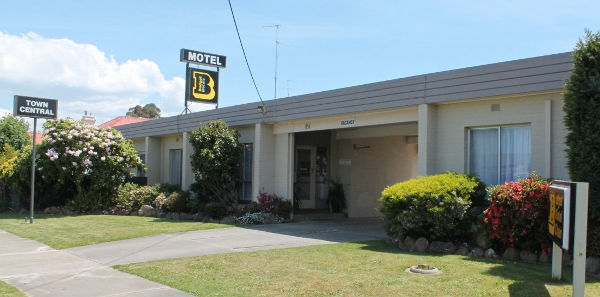 Town Central Motel, Bairnsdale