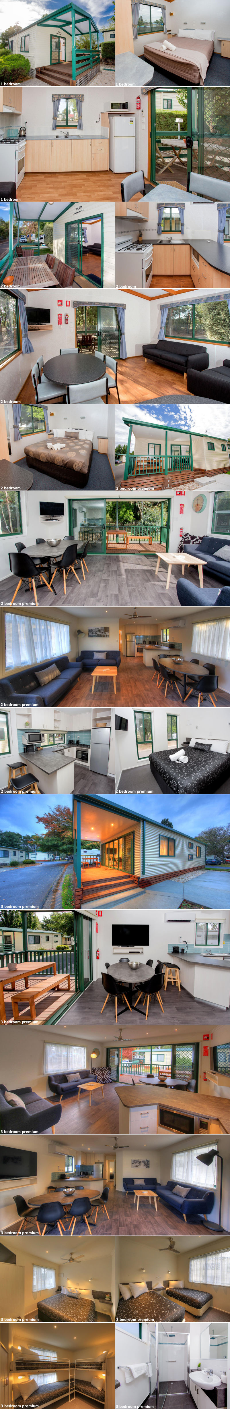 Eureka Stockade Holiday Park - Villas
