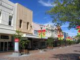 Ballarat / Bridge Street Mall, Bakery Hill and surroundings / Bridge Mall