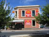 Ballarat / Bridge Street Mall, Bakery Hill and surroundings / Bakery Hill McDonalds, Humffray St at Little Bridge St