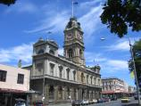 Ballarat / Shops and commercial centre in Sturt Street / Town Hall, view west along Sturt St towards Armstrong St