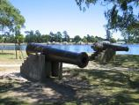 Ballarat / Other areas around Lake Wendouree / Cannons at View Point