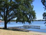 Ballarat / Other areas around Lake Wendouree / Jetty, Wendouree Parade near MacArthur St