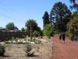 Ballarat / Botanical Gardens at Lake Wendouree / Western bed