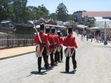 Ballarat / Sovereign Hill, Bradshaw Street / Soldiers on Main Street