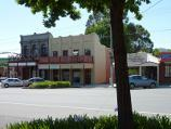 Ballarat / Buninyong - commercial centre / Shops along east side of Warrenheip St between Forest St and Learmonth St