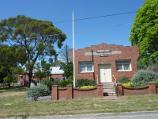 Ballarat / Buninyong - around the town / RSL Hall at RSL Memorial Park, corner Warrenheip St and Learmonth St
