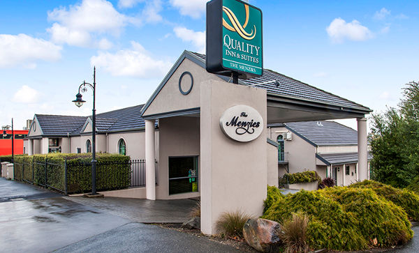 Quality Inn & Suites The Menzies, Bakery Hill (Ballarat)