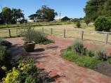 Balnarring / Coolart Wetlands and Homestead, Lord Somers Road / Herb garden