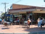 Beaumaris / Concourse Shopping Centre, off Reserve Road / Cafe on corner of South Conc and East Conc