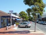 Beaumaris / Concourse Shopping Centre, off Reserve Road / View west along North Conc at East Conc