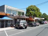 Beaumaris / Concourse Shopping Centre, off Reserve Road / shops along south side of North Conc