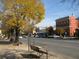 Beechworth / Historic Precinct, Ford Street between Camp Street and Williams Street / View south-west along Ford St