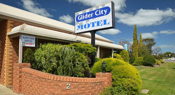 Glider City Motel, Benalla