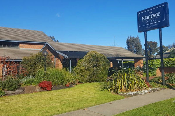Best Western Heritage Motor Inn, Golden Square (Bendigo)