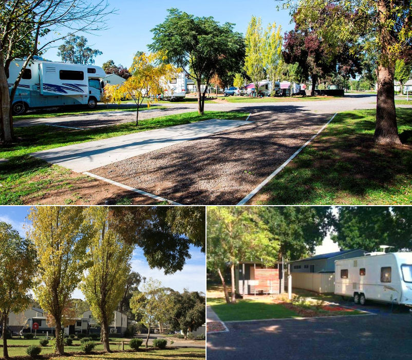 BIG4 Bendigo Marong Holiday Park - Sites