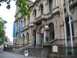 Bendigo / Pall Mall and attractions / Entrance to Visitor Information Centre