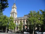 Bendigo / Pall Mall and attractions / Visitor Information Centre, corner Pall Mall and Williamston St