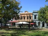 Bendigo / Pall Mall and attractions / Restaurants, corner Bridge St and Pall Mall