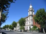 Bendigo / Pall Mall and attractions / BRiT (Tafe college), Pall Mall between Mundy St and Chapel St