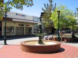 Bendigo / Hargreaves Mall and Hargreaves Street / Fountain in Mall
