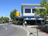 Bendigo / Hargreaves Mall and Hargreaves Street / View south-east along Williamson St at Hargreaves Mall