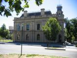 Bendigo / Lyttleton Terrace / View of back of Town Hall from Lyttleton Terrace at St Andrews Av