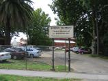 Bendigo / Tram Museum and Workshop, Hargreaves Street / Entrance to tram museum