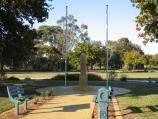 Berwick / Buchanan Park, Clyde Road / War memorial