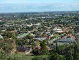 Berwick / Wilson Botanic Park / Westerly view towards Princes Hwy from Hoo Hoo lookout tower