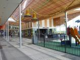 Berwick / Eden Rise Village shopping centre, Clyde Road / Playground and walkway near entrance to Aldi supermarket