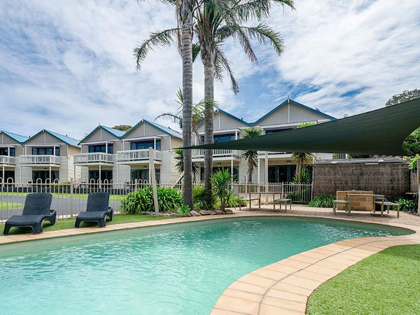 Boathouse Resort Motel, Blairgowrie