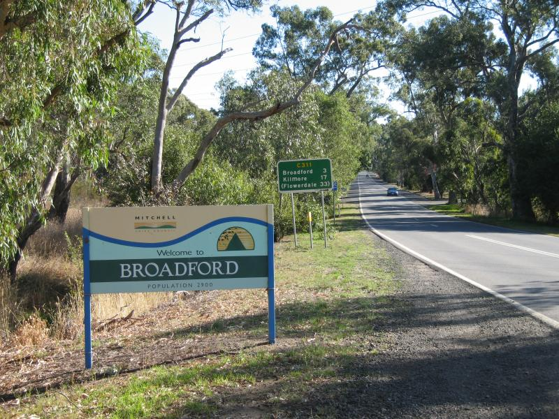 College Station Ford >> Broadford photos - Travel Victoria: accommodation ...