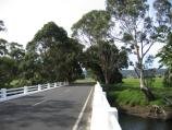 Cape Otway / Great Ocean Road near Aire River / Bridge across Aire River