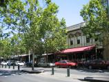 Carlton / Lygon Street, commercial centre and restaurants / Lygon St between Grattan St and Faraday St