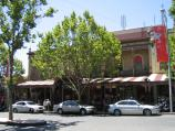Carlton / Lygon Street, commercial centre and restaurants / Lygon St between Faraday St and Elgin St