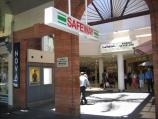 Carlton / Lygon Street, commercial centre and restaurants / Entrance to Lygon Court Shopping Plaza, Lygon St