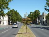 Carlton / Rathdowne Street area, Carlton North / View north along Rathdowne St towards Newry St