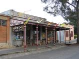 Castlemaine / Shops and commercial centre - Barker, Mostyn and Lyttleton Streets / The Restorers Barn, Mostyn St at Lyttleton Av
