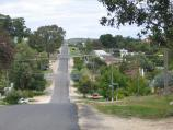 Castlemaine / Around Castlemaine and outskirts / View south along Urquhart St towards Bull St