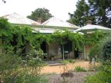 Castlemaine / Buda Historic Home and Gardens, Hunter Street / Front of house facing Hunter St